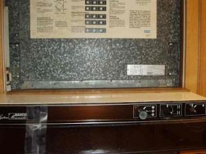 Rotavdrag ventilation Bacho Minimaster